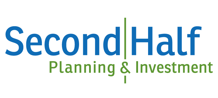 Logo for SecondHalf Planning & Investment