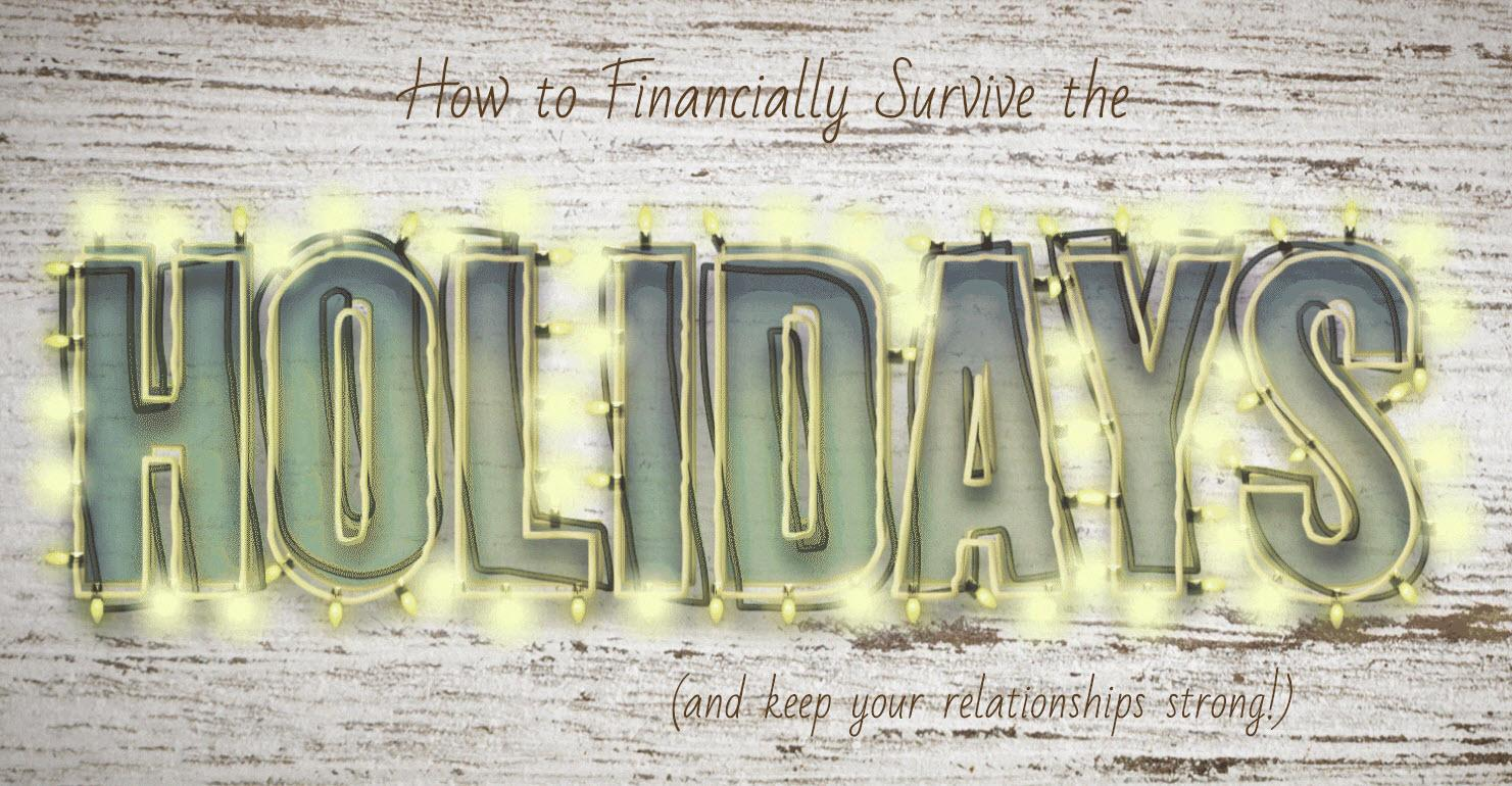 How to Financially Survive the Holidays Thumbnail