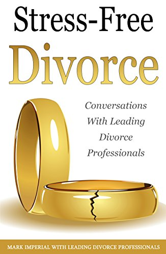 Stress Free Divorce book author Adam Waitkevich