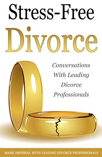 Stress Free Divorce book author Adam Waitkevich