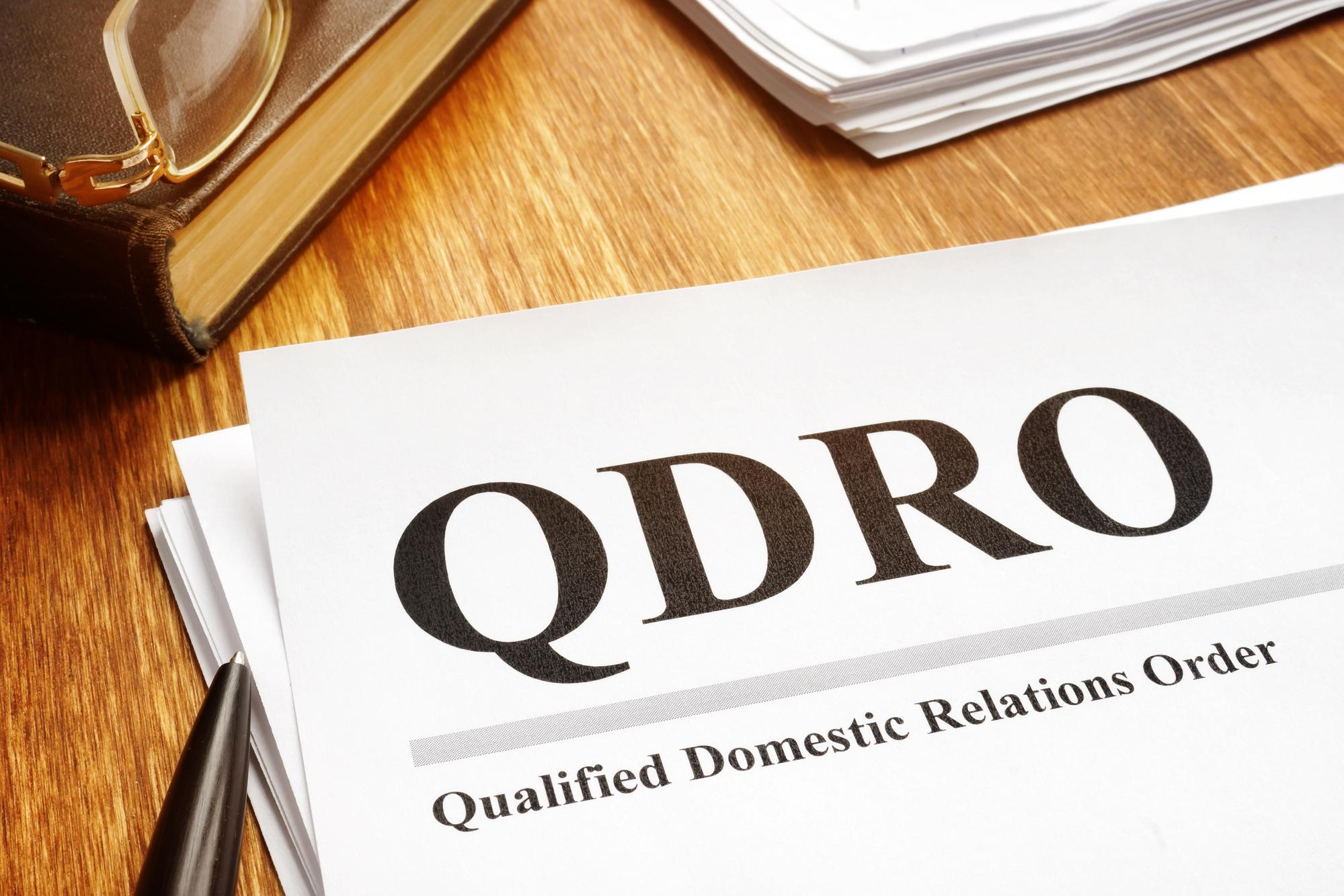 Certified QDRO Specialist Designation Thumbnail