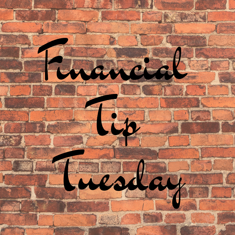Financial Tip Tuesday 1/8/2019 Thumbnail