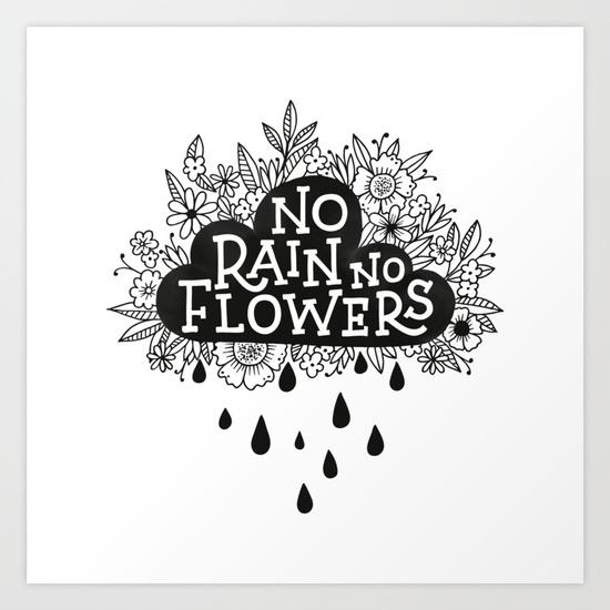 No Rain No Flowers Thumbnail