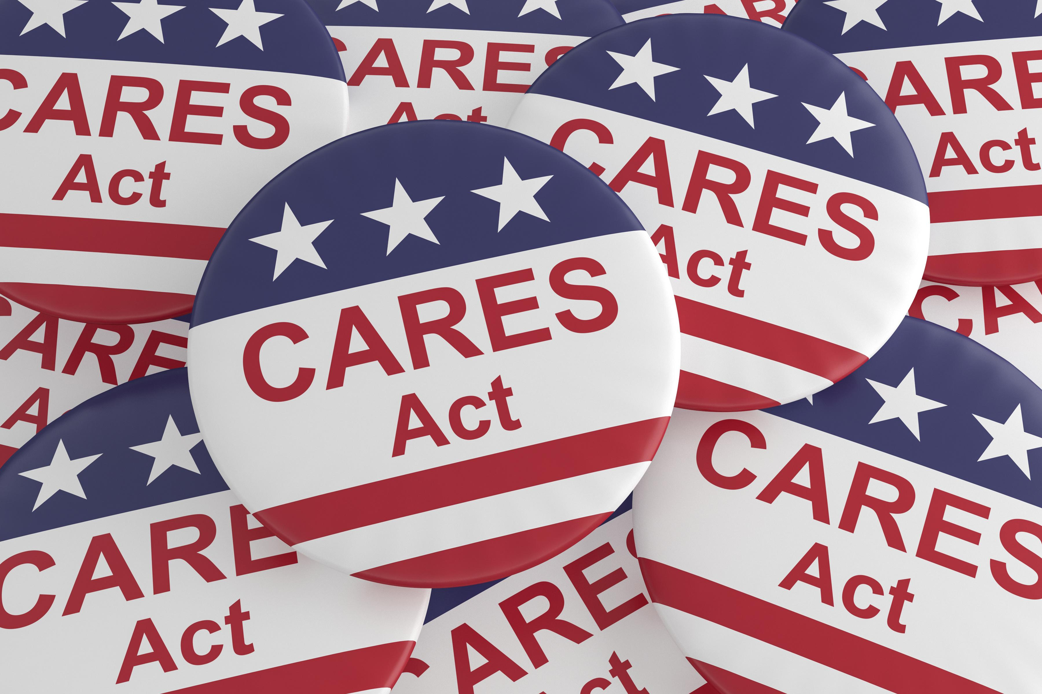 CARES Act signed into Law Thumbnail