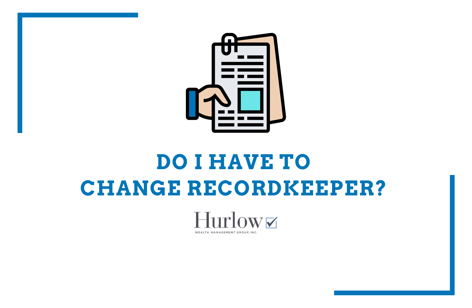 No, we can work with nearly any recordkeeper Thumbnail