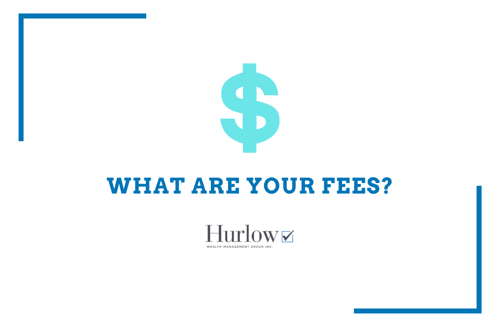Our fees are based on the value of the investments that we manage on your behalf Thumbnail