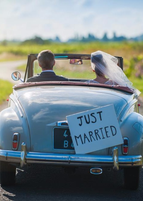 Newlyweds Photo