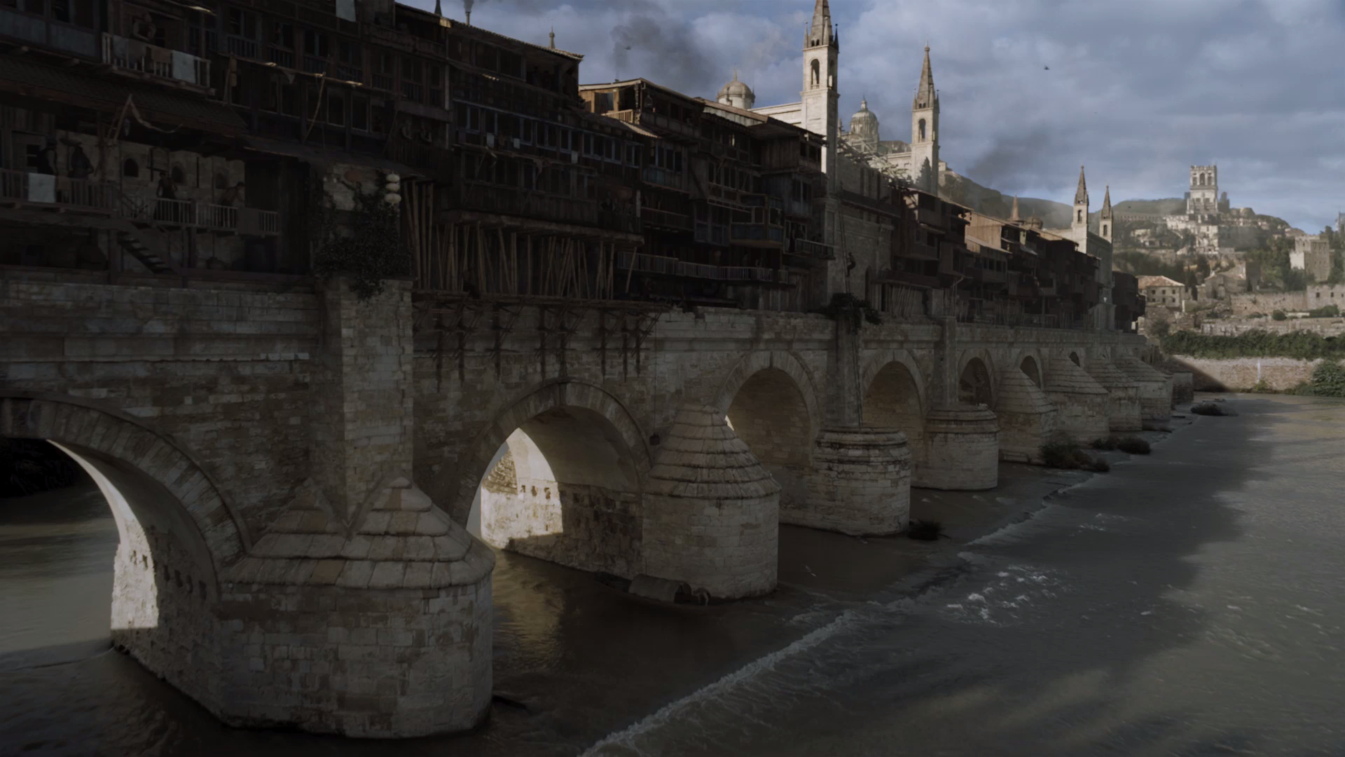 Long Bridge of Volantis - Game of Thrones, Season 6