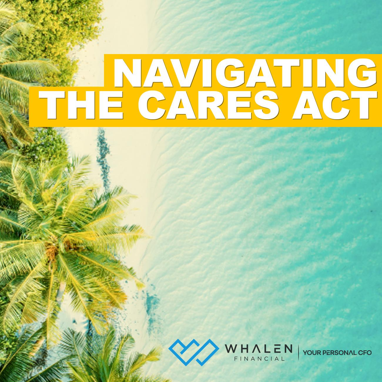 NAVIGATING THE CARES ACT Thumbnail