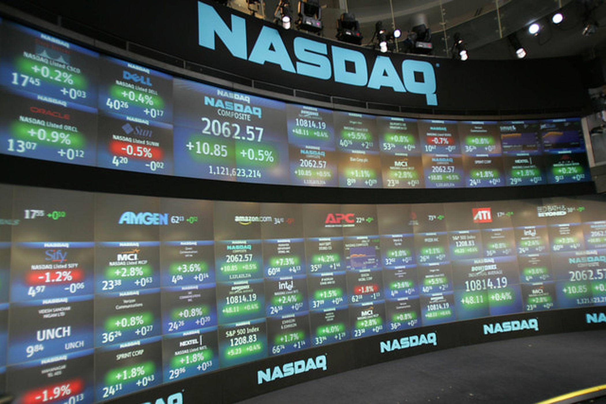 Nasdaq - The Week on Wall Street Thumbnail