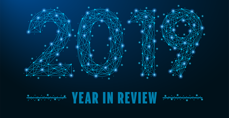 2019 - The Year in Review Thumbnail