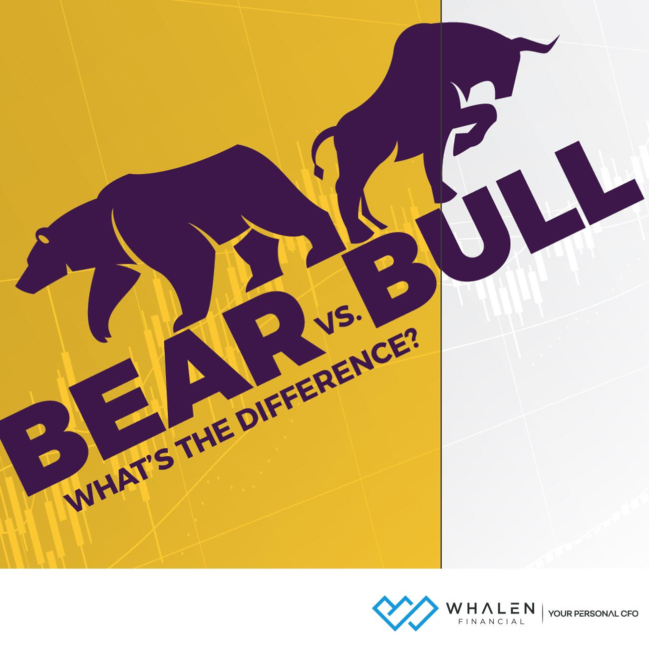 BEAR VS. BULL What's the Difference? Thumbnail