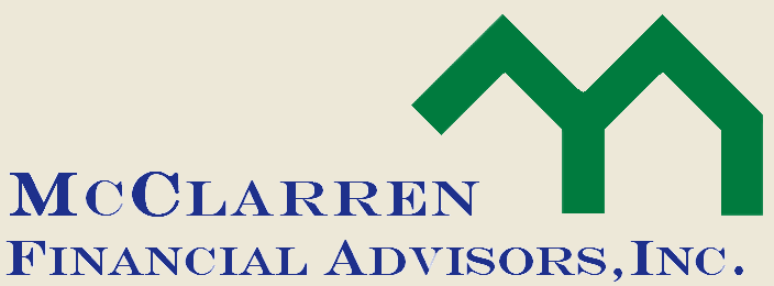 Logo for McClarren Financial Advsiors, Inc.