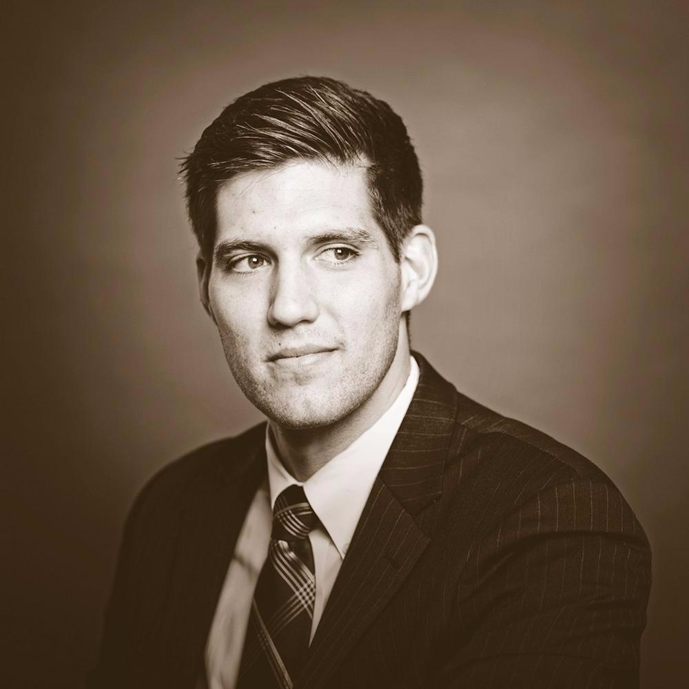 Aaron Gilman, CFA, CFP® Photo