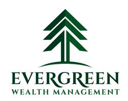 Logo for Evergreen Wealth Management | Financial Advisor in Seattle, WA
