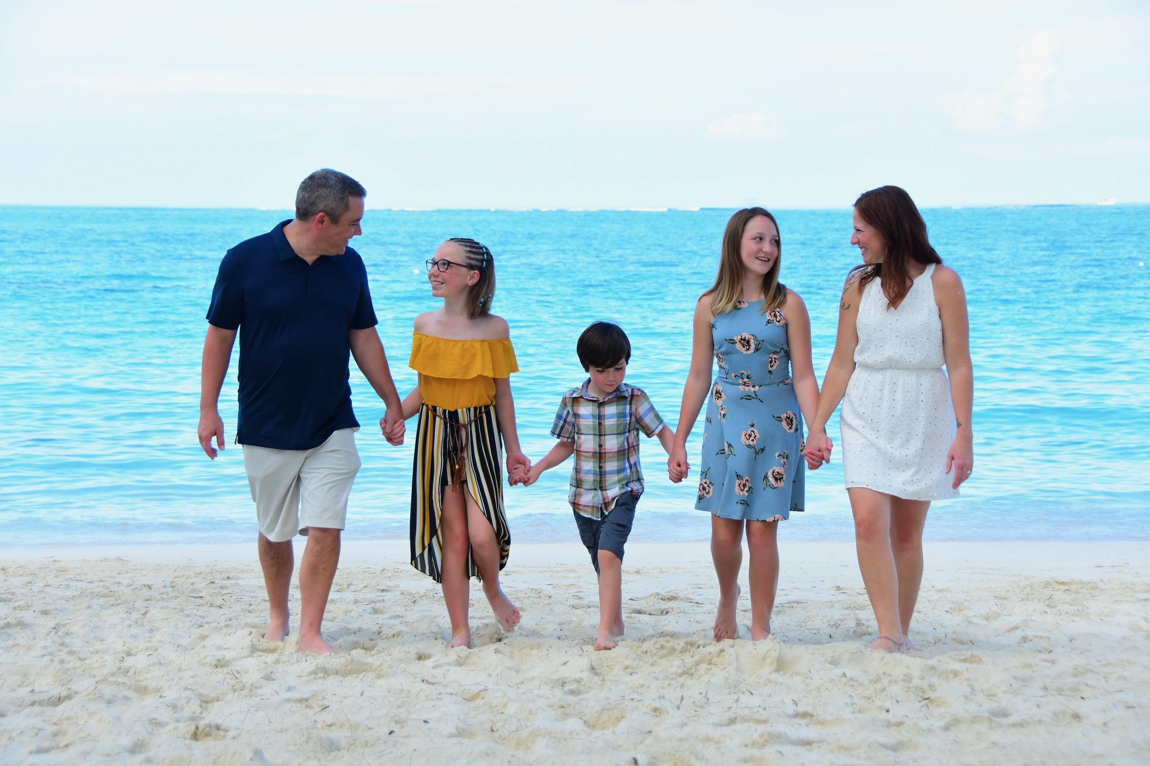 Berkenhoff Family