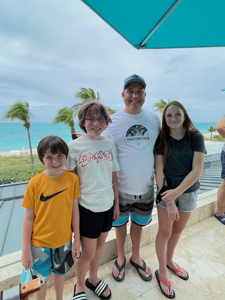 Brian Berkenhoff & Kids
