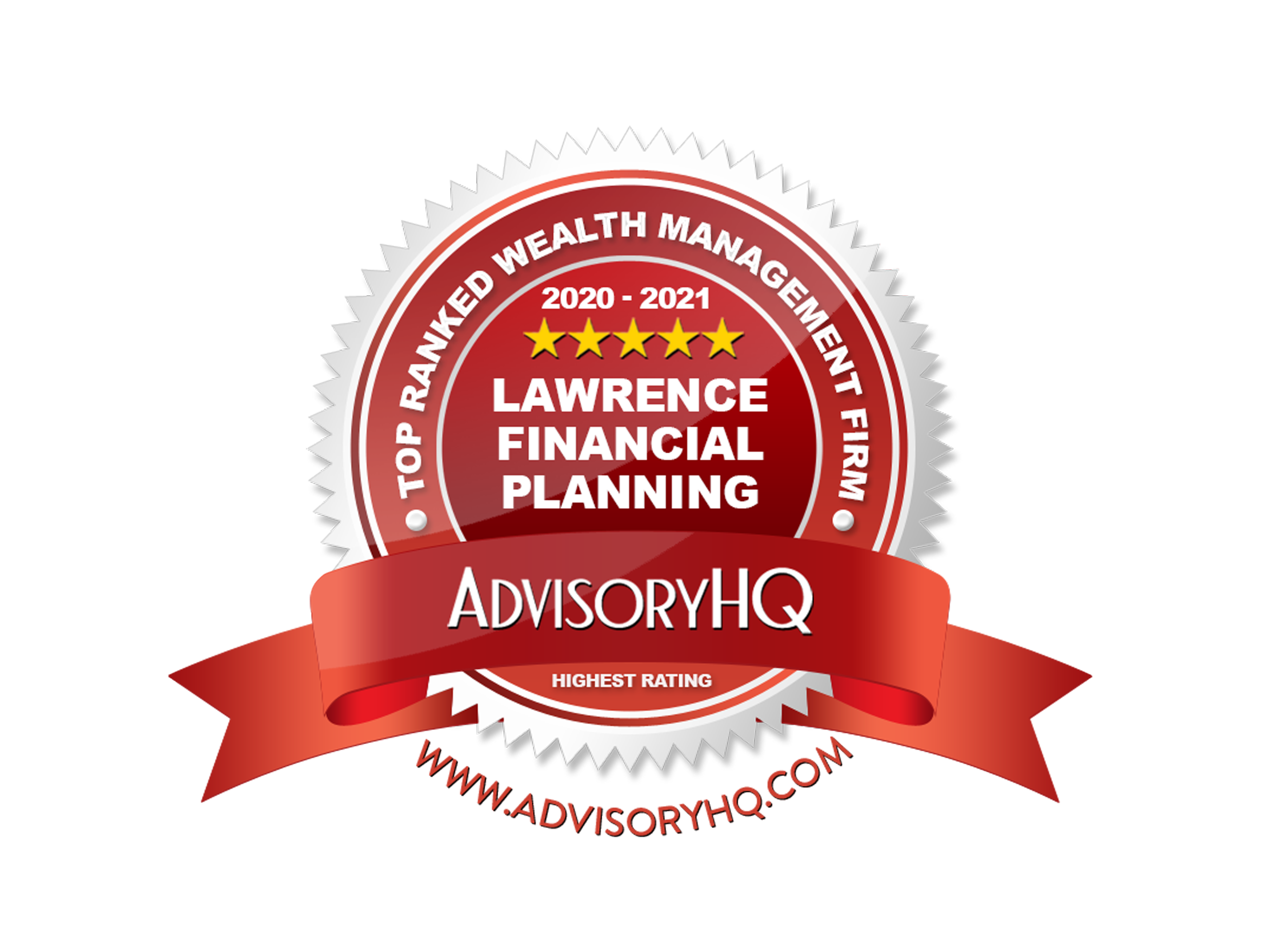 Advisory HQ Best Ranked Financial Advisor Tampa, FL Lawrence Financial Planning