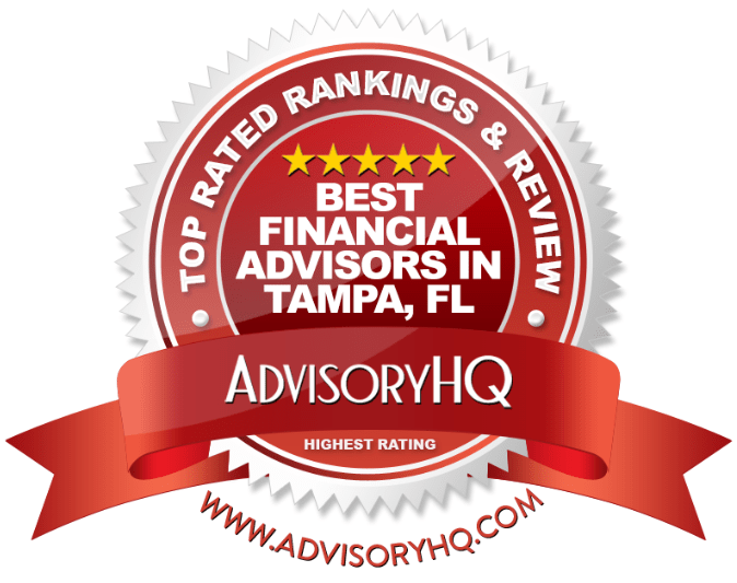 Lawrence Financial Planning was listed as a top financial advisor by AdvisoryHQ