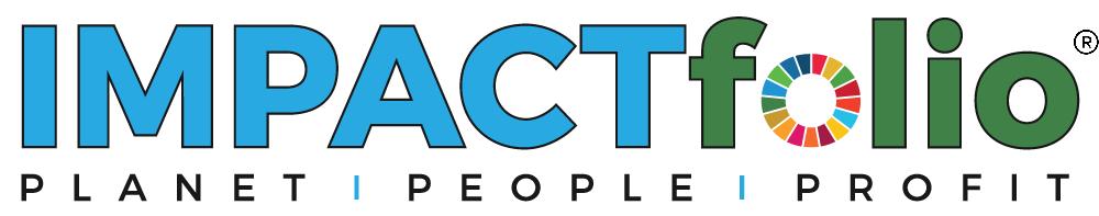 Logo for IMPACTfolio, LLC