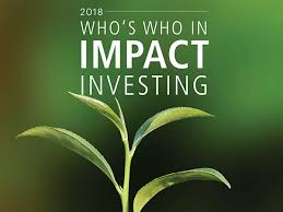 Scott Arnold of IMPACTfolio is listed as a key member of Who's Who in Impact Investing in the Denver Business Journal