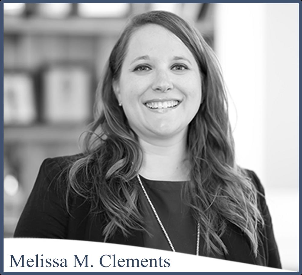 Melissa M. Clements, CFP® Photo