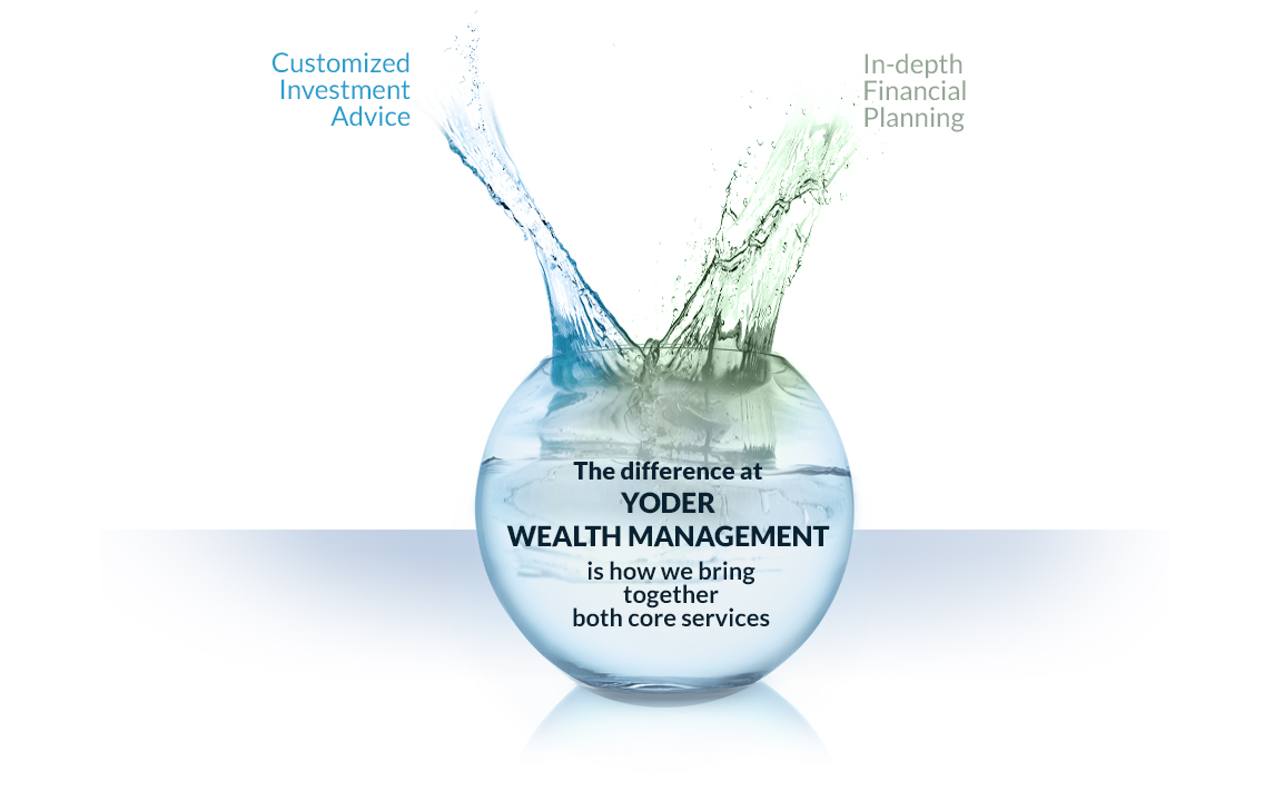 The Difference at Yoder Wealth Management Walnut Creek, CA Yoder Wealth Management