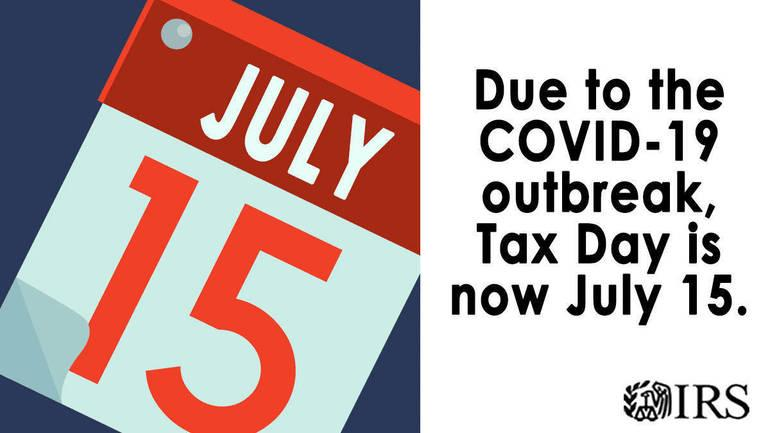 Tax Filing Updates Amidst Coronavirus Thumbnail