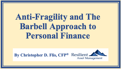 Anti-Fragility and The Barbell Approach to Personal Finance Thumbnail