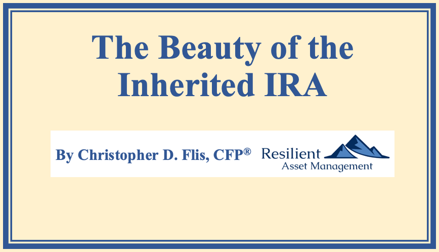 The Beauty of the Inherited IRA Thumbnail