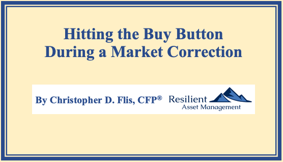 Hitting the Buy Button During a Market Correction Thumbnail