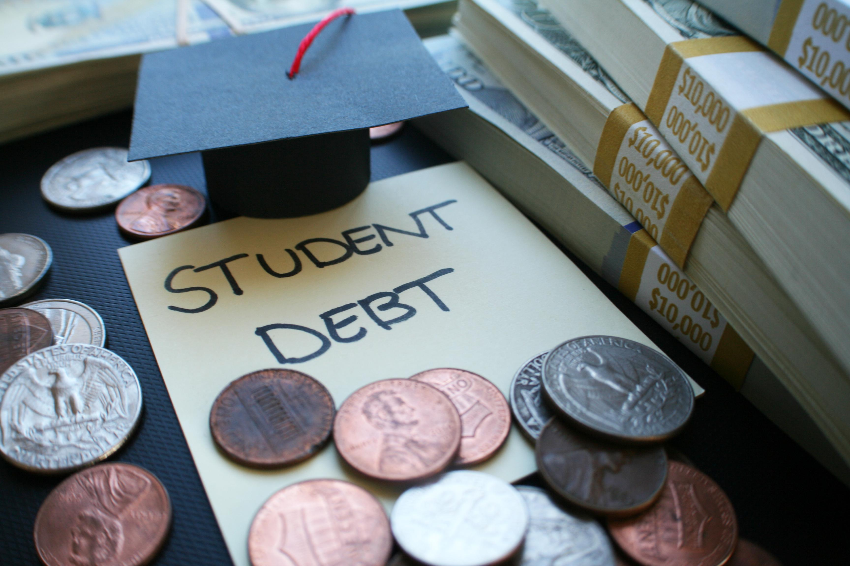 How To Create A Budget with Student Loan Debt Thumbnail