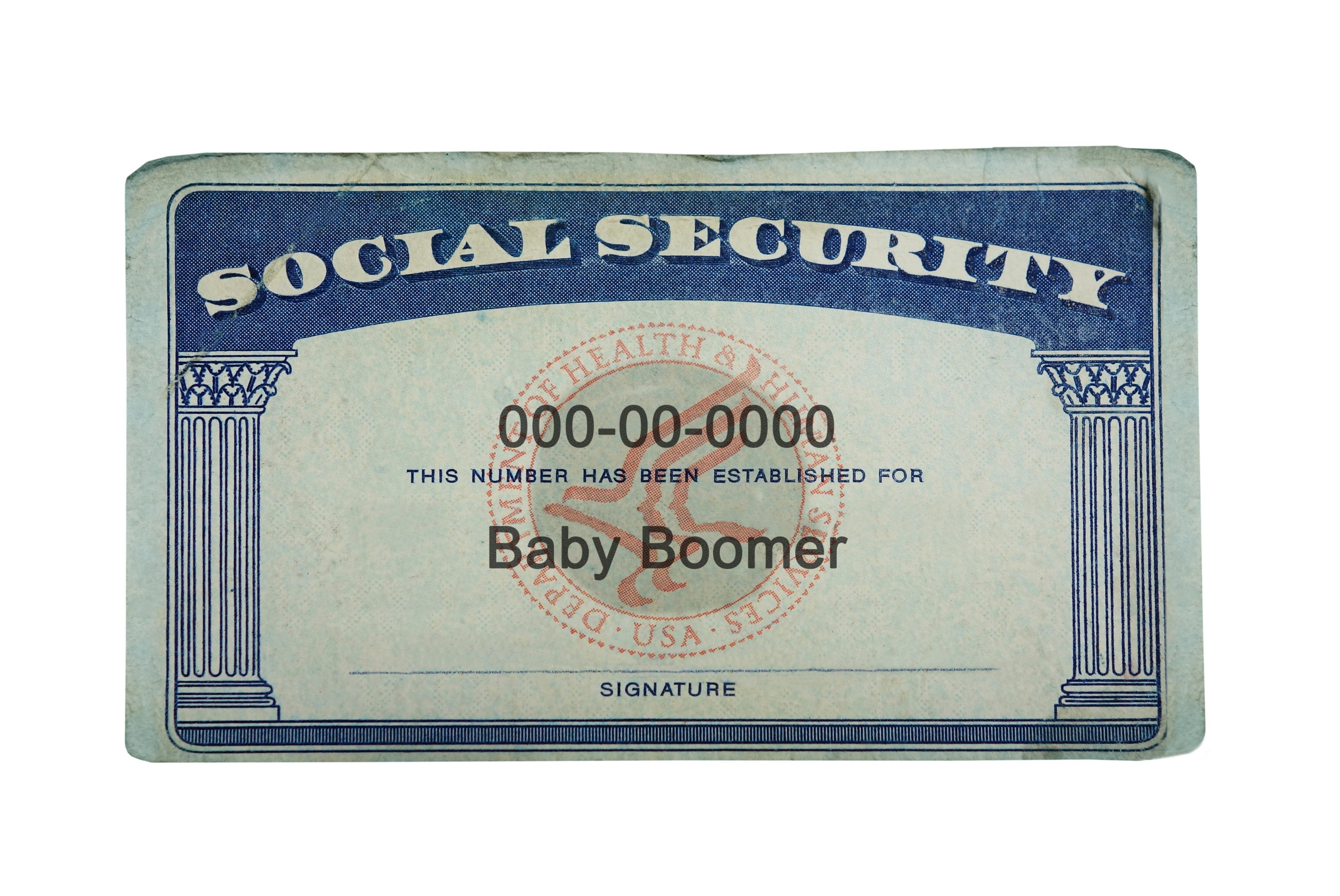 Baby Boomer's Guide to Social Security Thumbnail