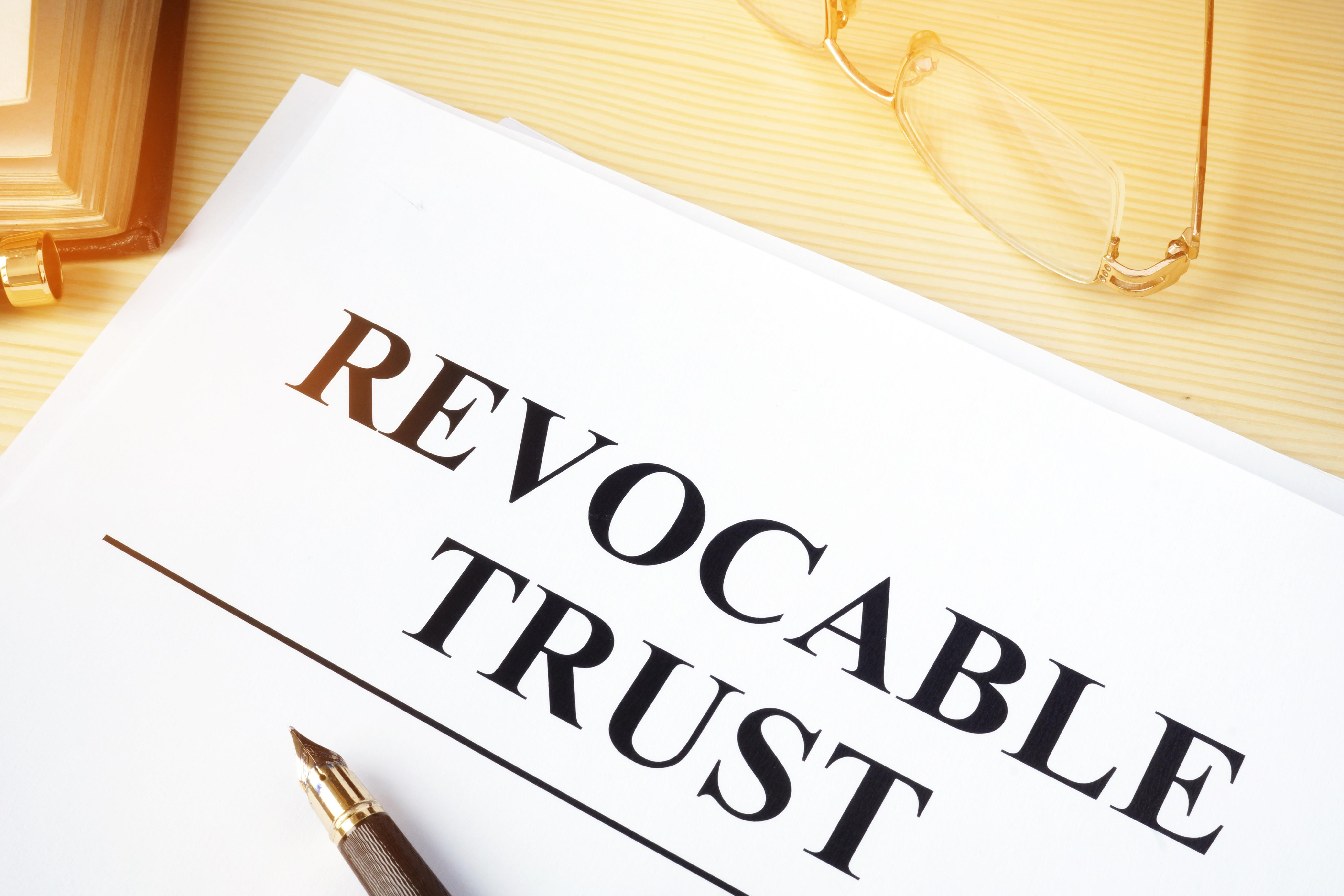 Do You Need a Revocable Living Trust? Thumbnail