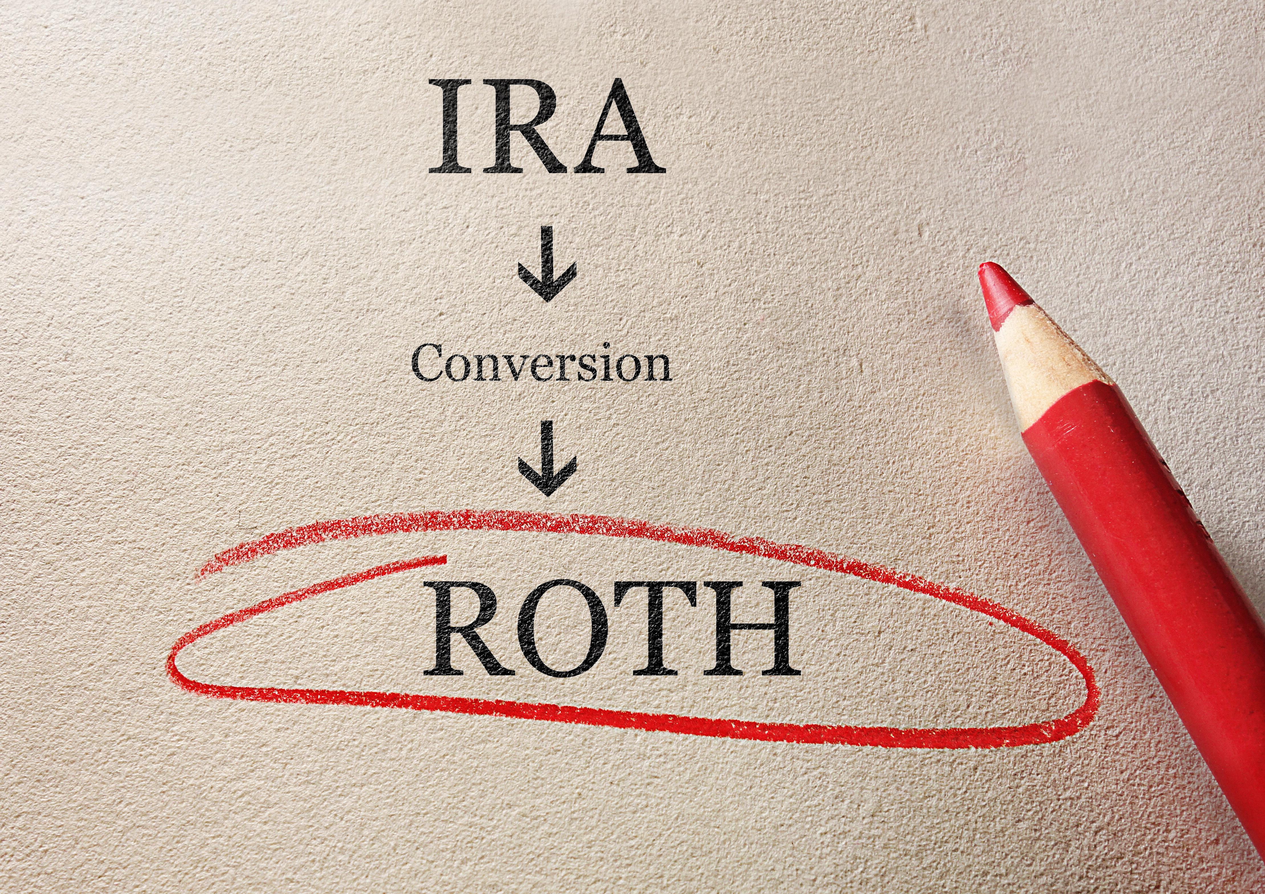 This May Be The Best Time To Consider A Roth IRA Conversion Thumbnail