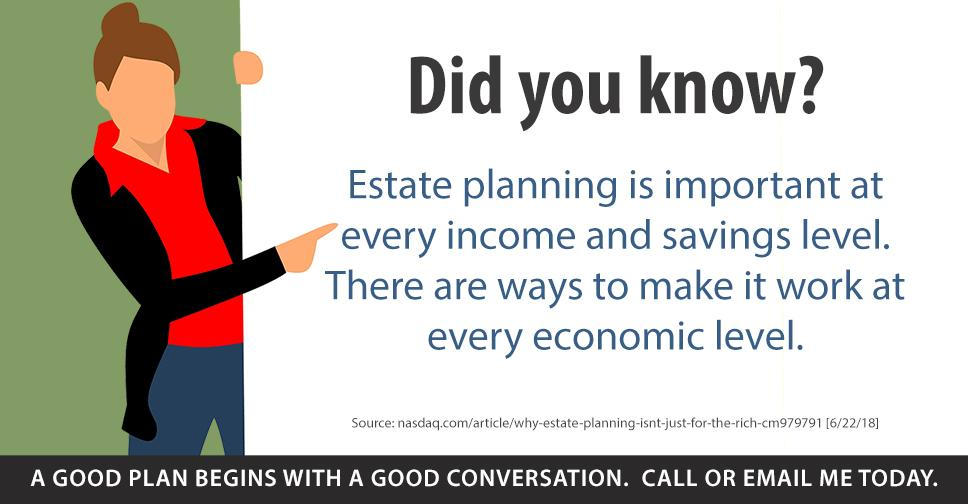 Did you know? - Importance of estate planning Thumbnail