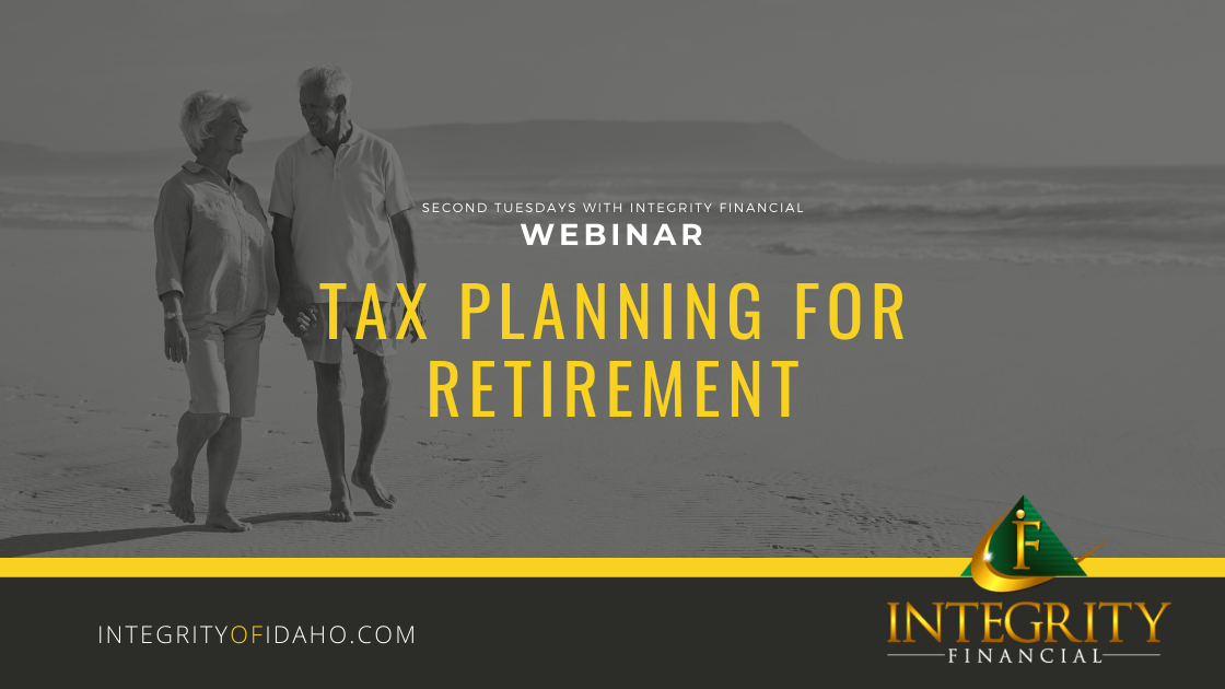 Tax Planning for Retirement Thumbnail