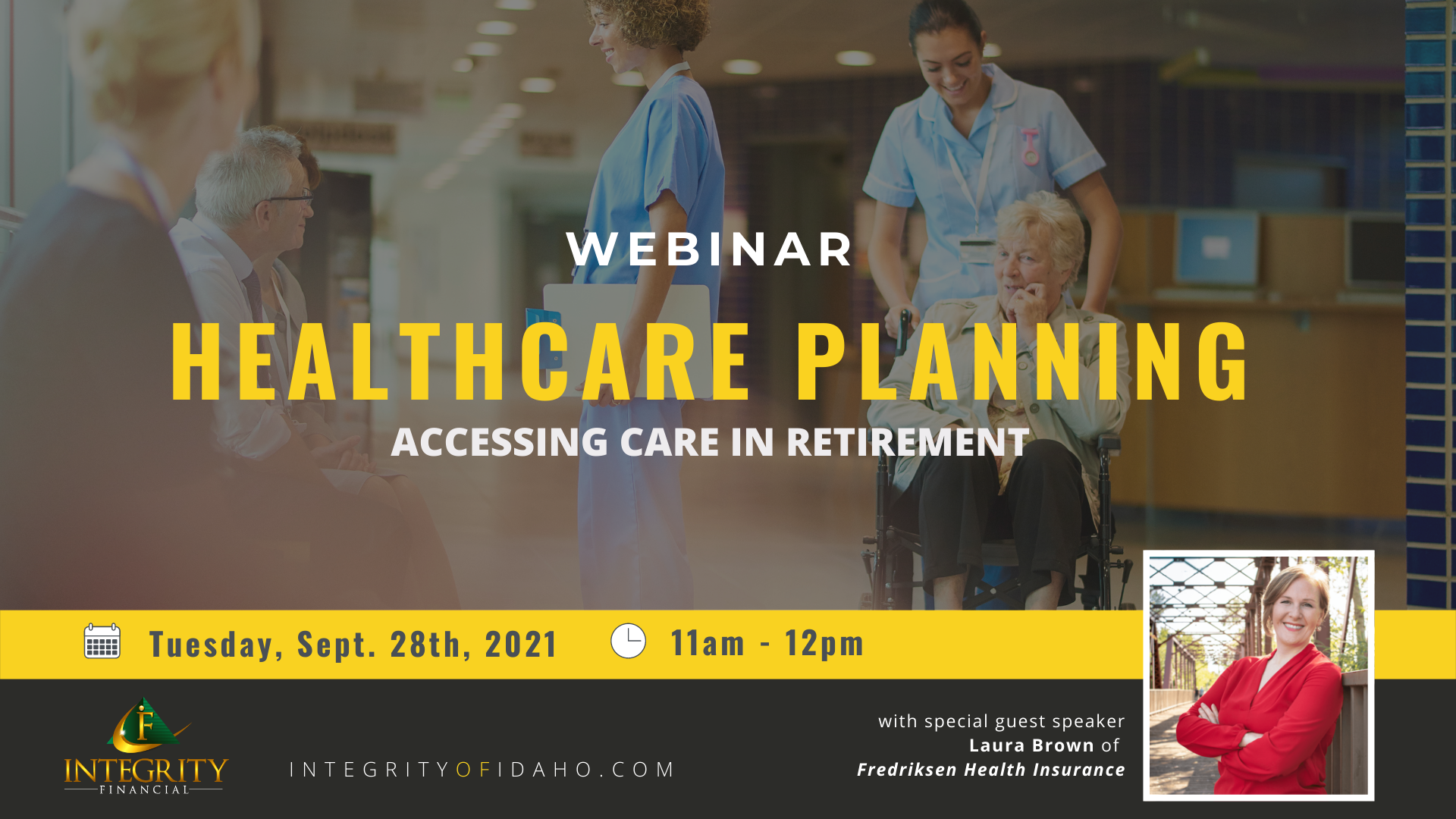 Healthcare Planning: Accessing Care in Retirement Thumbnail