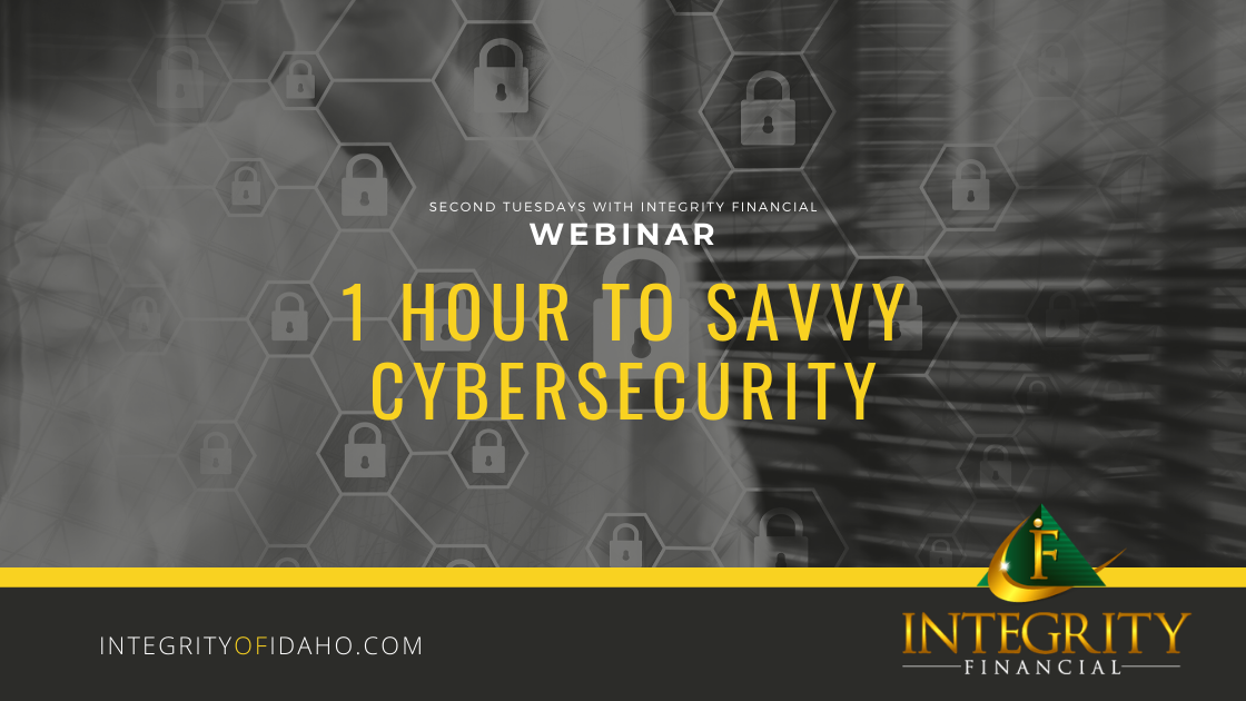 1 Hour to Savvy Cybersecurity Thumbnail