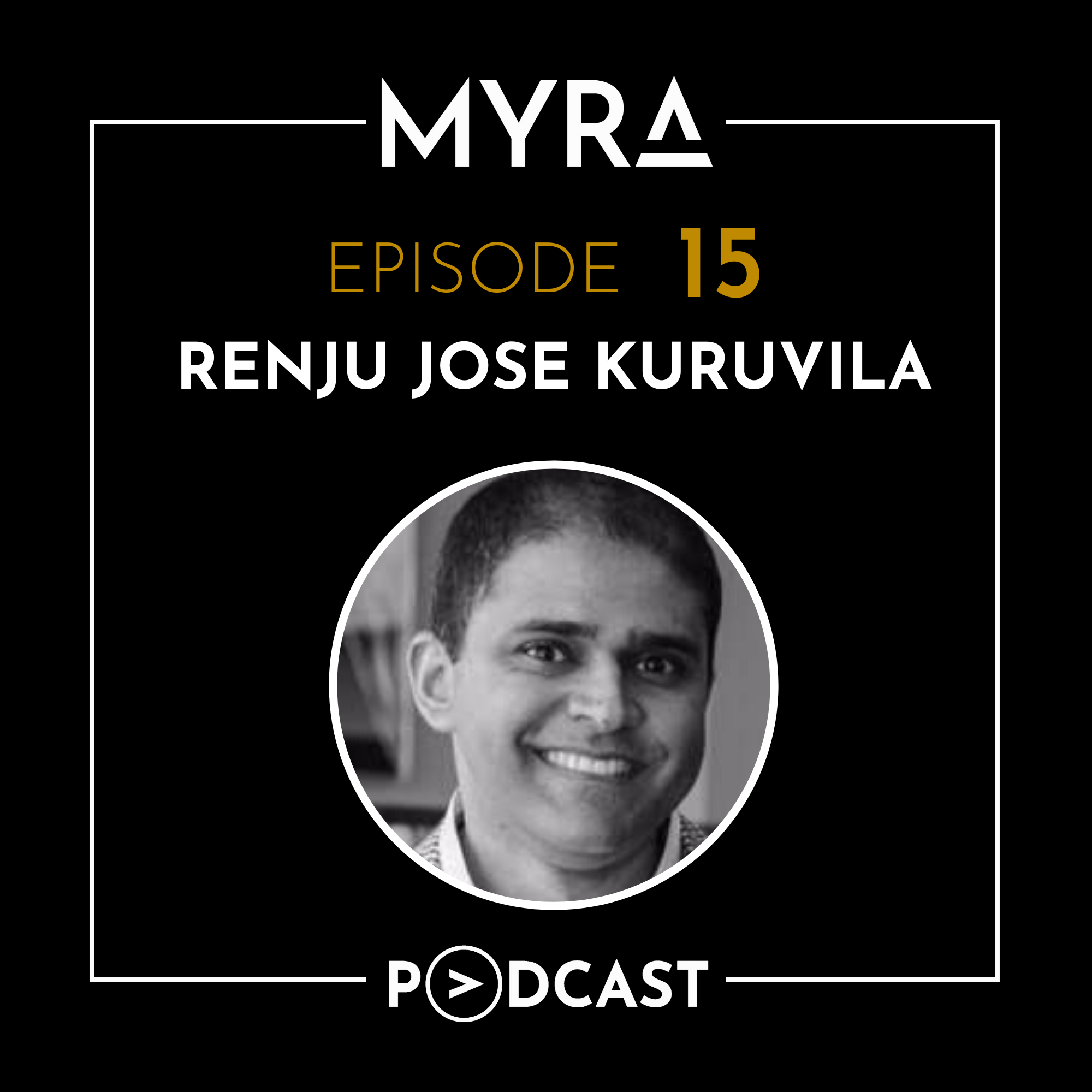 Ep #015: Following Finance Strategies and Planning Charitable Giving with Renju Jose Kuruvila Thumbnail