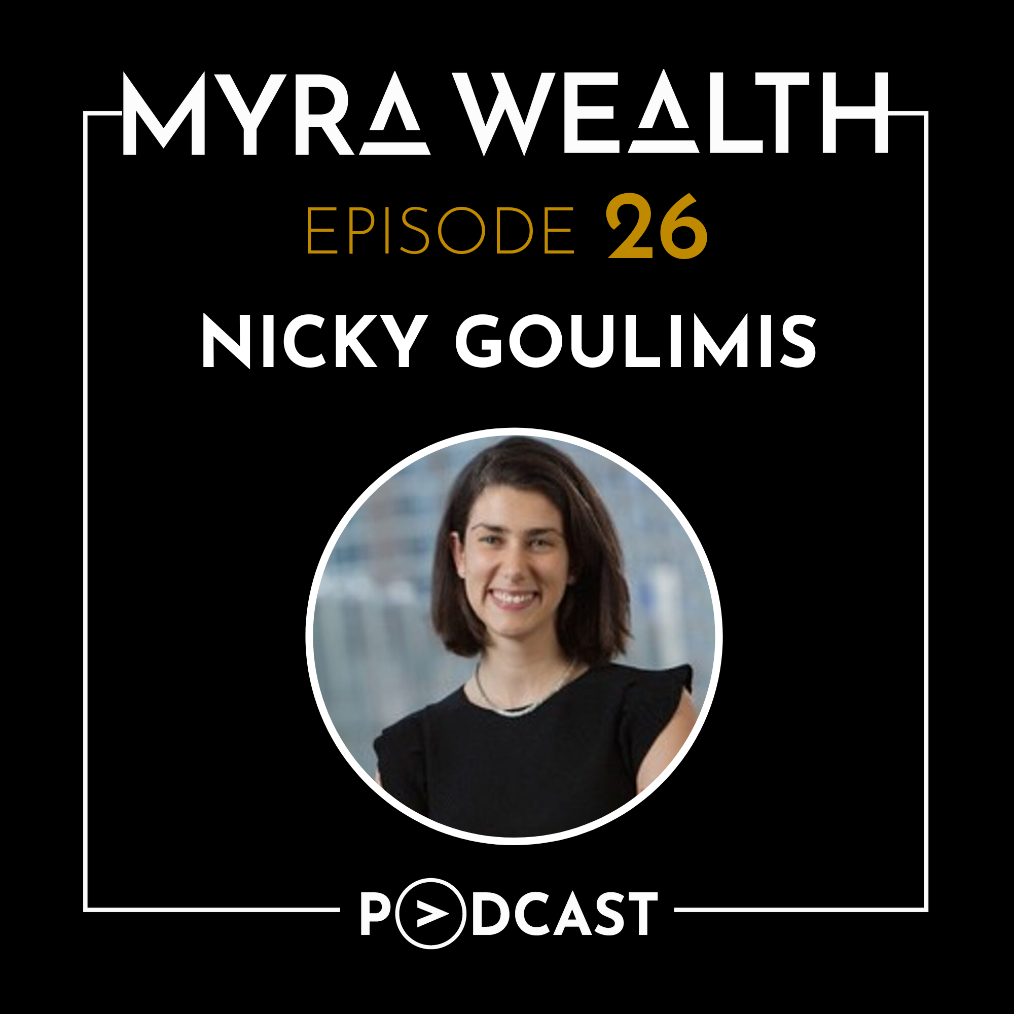 Ep #026: Arrive and Thrive with Nicky Goulimis Thumbnail