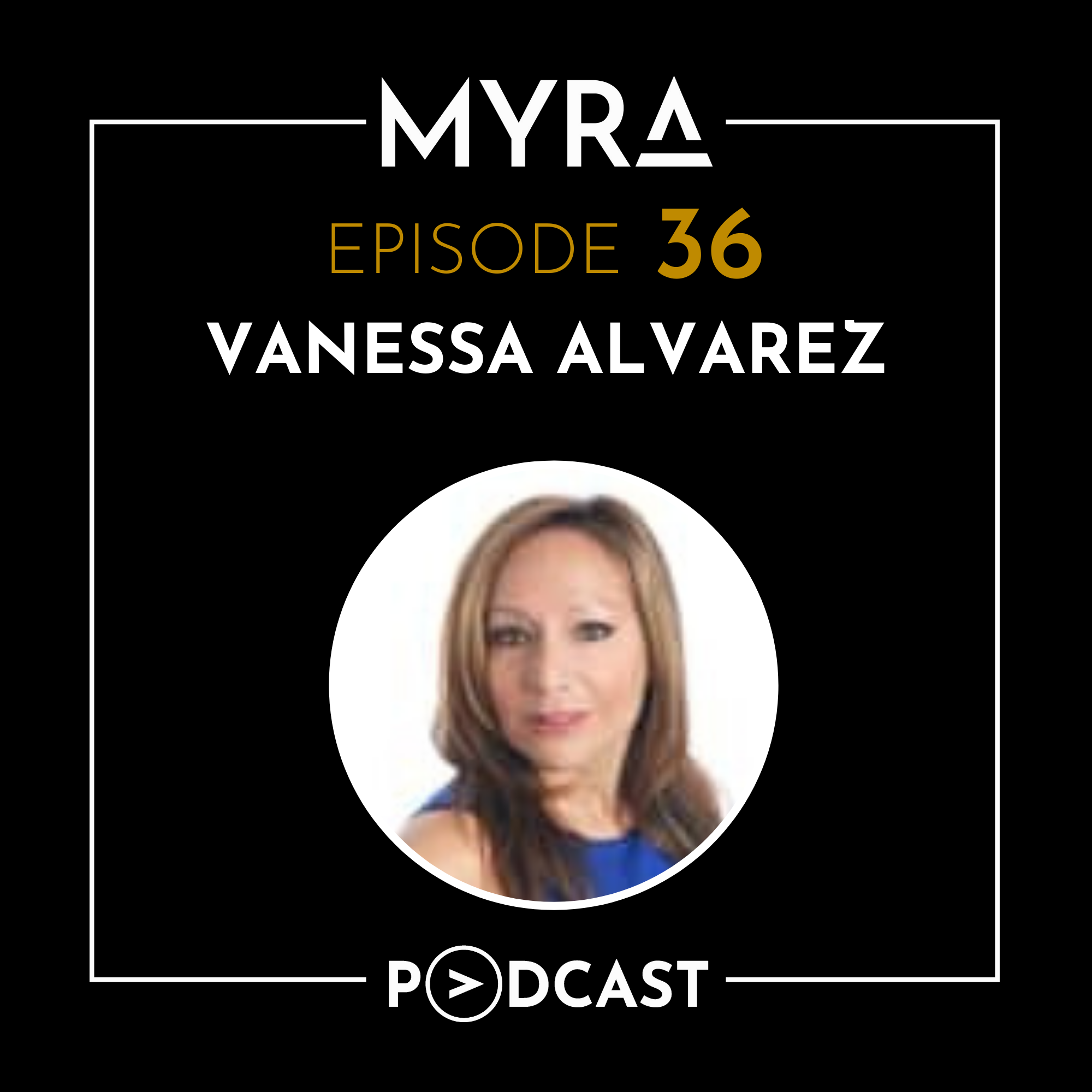 Ep #036: Finding Success Through Financial Freedom with Vanessa Alvarez Thumbnail