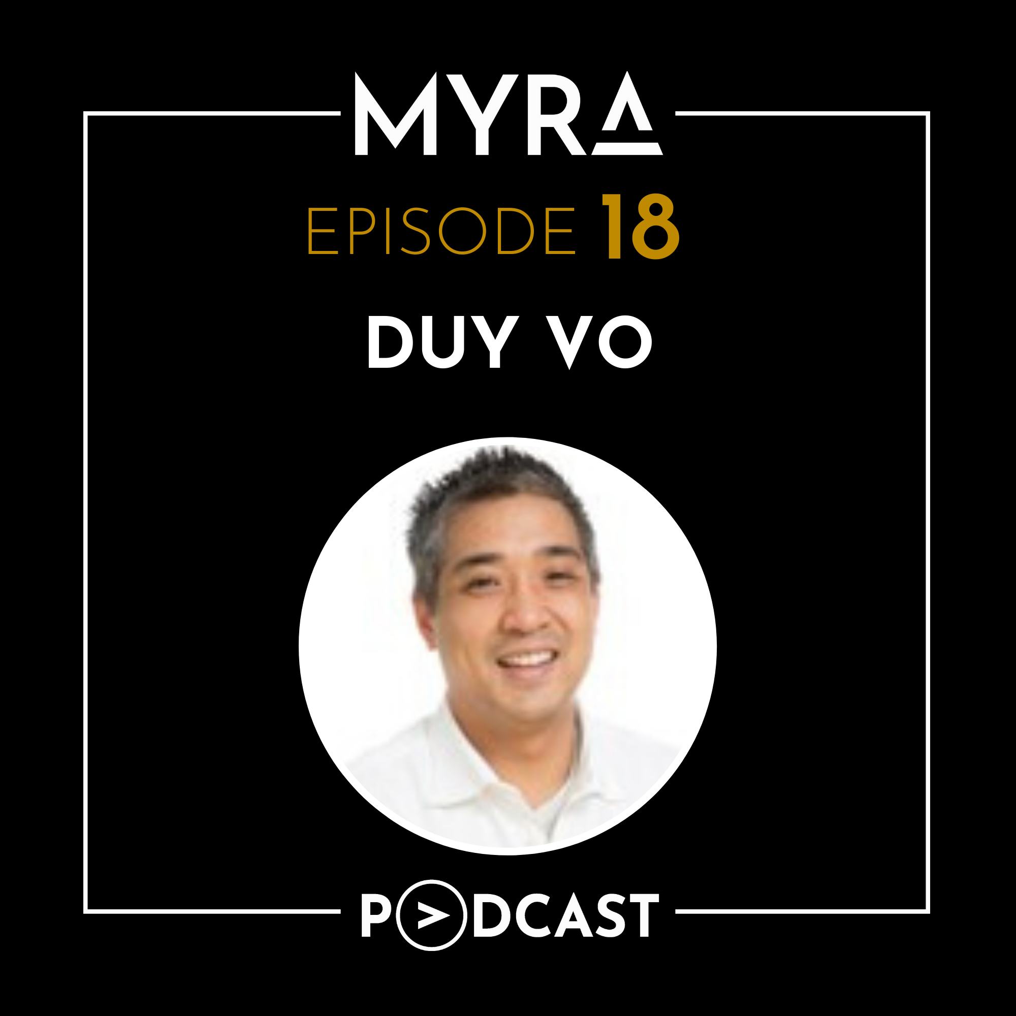 Ep #018: Overcoming Challenges with a Kindness Mindset with Duy Vo Thumbnail