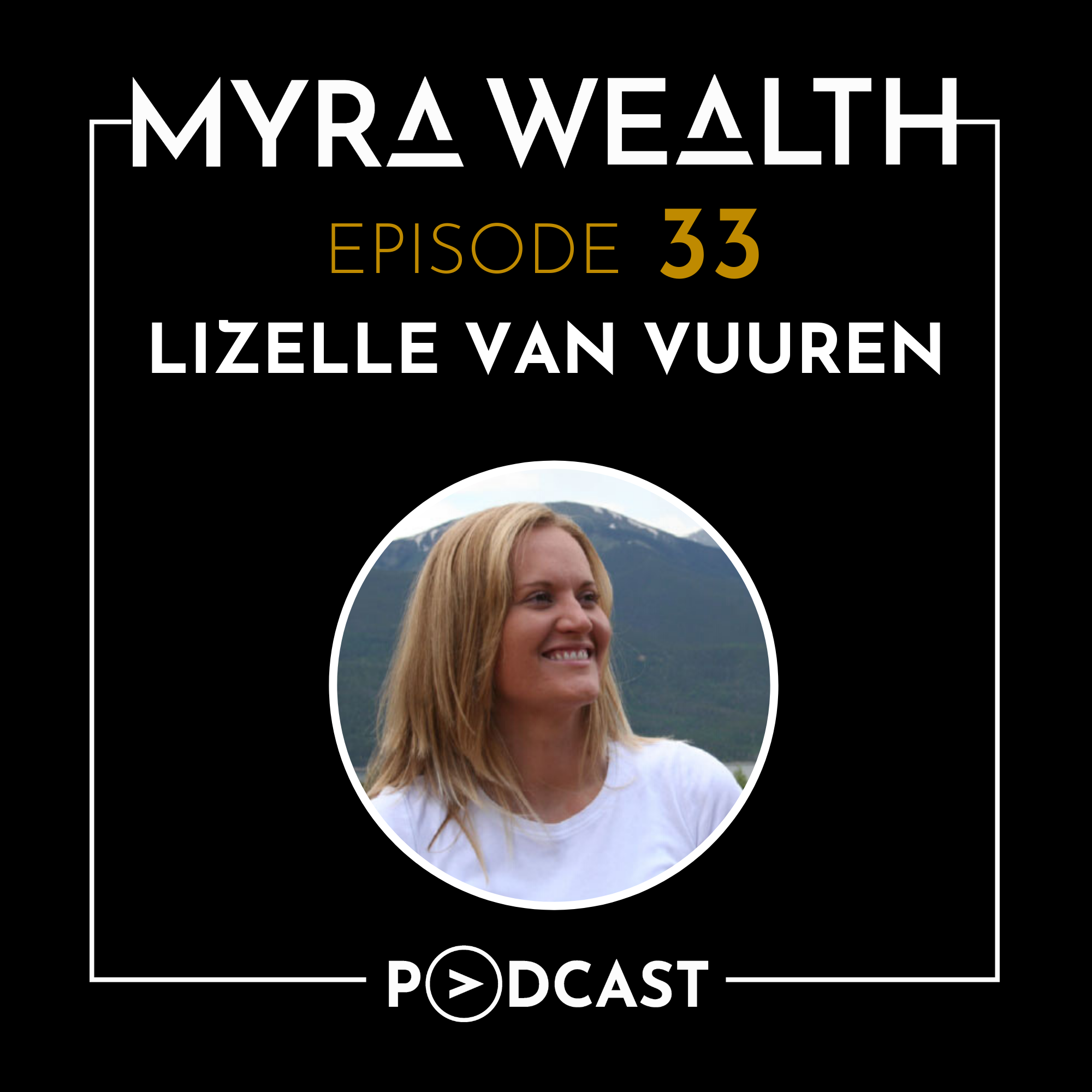 Ep #33: Business, Creativity, and Energy with Lizelle van Vuuren Thumbnail