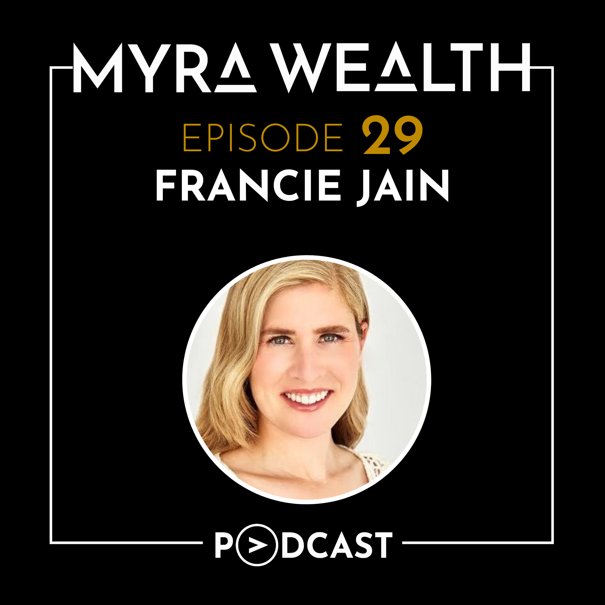 Ep 029: Affordable Career Development with Francie Jain Thumbnail