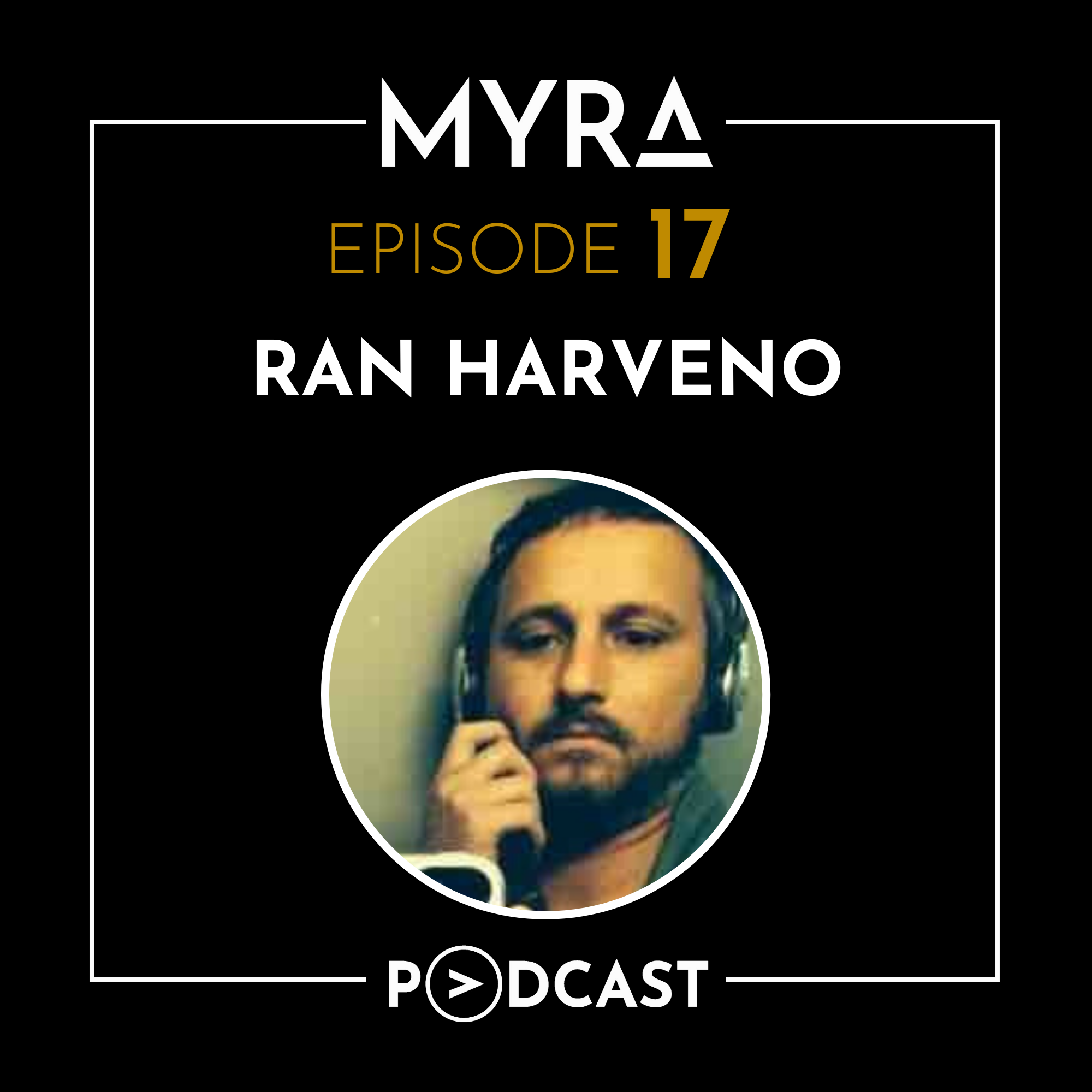 Ep #017: Helping Fellow Immigrants and Finding Community with Ran Harnevo Thumbnail