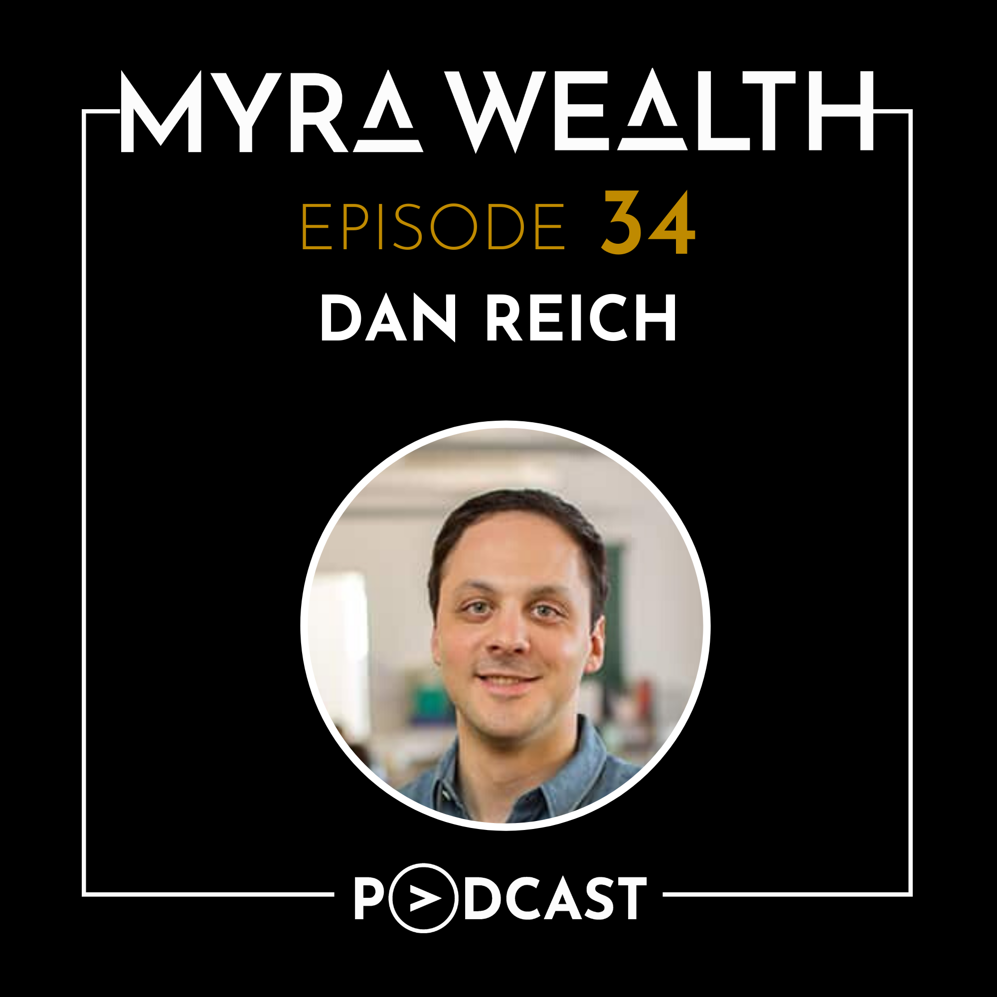 Ep #034: Taking Risks without Fear of Failure with Dan Reich Thumbnail