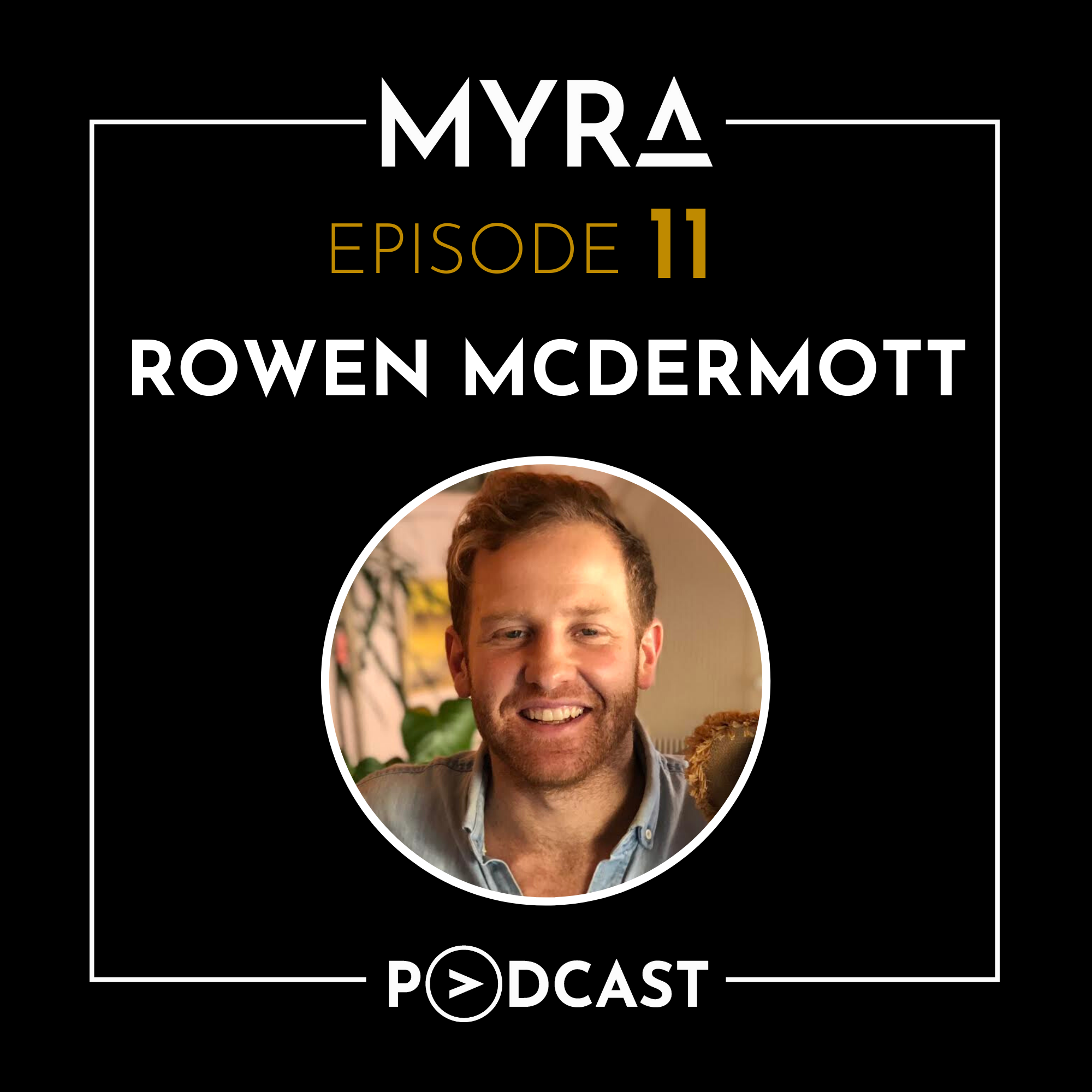 Ep #011: Restaurant Ownership and Growth with Rowen McDermott Thumbnail