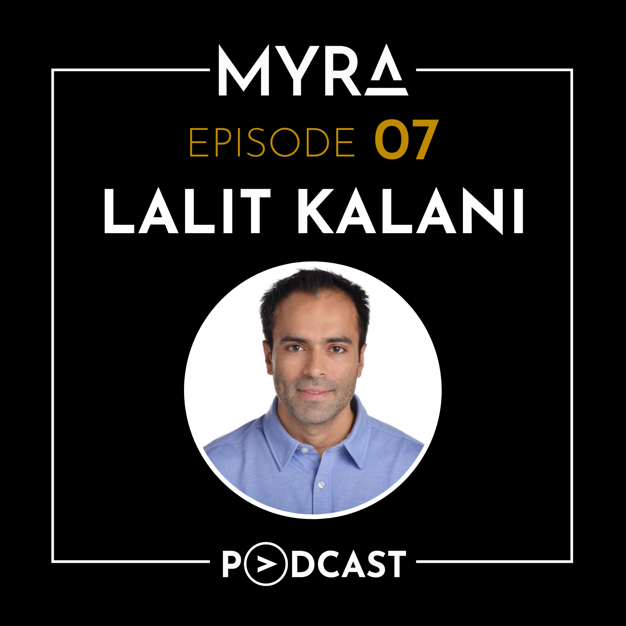 Ep #007: Starting A Business and Making Your Money Work For You with Lalit Kalani Thumbnail
