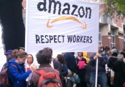 """'Huge victory' – Amazon drops ALEC, will spend millions on AC"" – KPLU Thumbnail"
